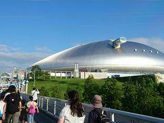 2016年7月 札幌旅行1日目♪初の札幌ドームでファイターズ応援!ビール園も満喫♪