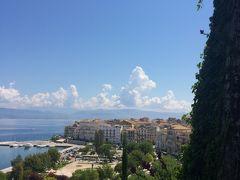 オーシャニア・リビエラ地中海クルーズvol.17 紺碧のイオニア海峡!アルバニアがみえるネオ・フルリオ(^^)/