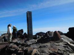 最後(?)の富士登山