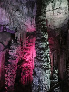 団塊夫婦の2016年スペイン旅行ー(16)魅惑のマジョルカ島ドライブ5:城砦の町アルクディア&ダイナミックなアルタ洞窟