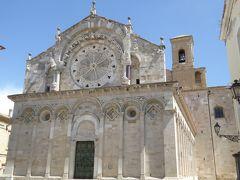 夏の優雅な南イタリア周遊旅行♪ Vol57(第4日) ☆Troia:壮麗なトロイア大聖堂(Concattedrale di Troia)を優雅に鑑賞♪