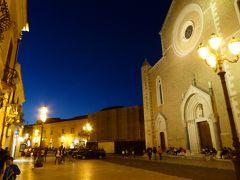 夏の優雅な南イタリア周遊旅行♪ Vol64(第4日) ☆Lucera:夜景の美しいルチェーラ旧市街とパラッツォホテル「Le Foglie di Acanto」のスイートルーム♪