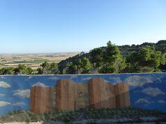 夏の優雅な南イタリア周遊旅行♪ Vol66(第5日) ☆Lucera:朝のルチェーラを歩く♪断崖上の展望台からのパノラマ♪