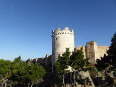 夏の優雅な南イタリア周遊旅行♪ Vol67(第5日) ☆Lucera:朝のルチェーラを歩く♪美しいルチェーラ城の塔を眺めて♪