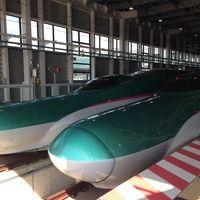 グランクラスで新函館北斗へ、大沼観光!