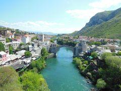 Day 6-1 旧ユーゴスラビア4ヶ国旅行記~HR・BA紛争から20年~ (ボスニア・ヘルツェゴビナ モスタル)