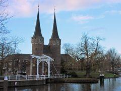 フェルメールの町、デルフト