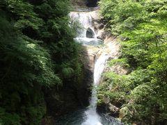 涼を求めて!西澤渓谷に行ってきました