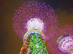 シンガポール 2泊5日 vol.4 暑さとの戦い。戦いに負け昼寝。夜やっとの思いで夜景撮影へ。