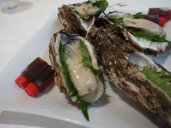 岩牡蠣を食べに県北へ