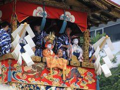 祇園祭り 前祭山鉾巡行と高雄での川床料理で京都を満喫