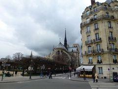 2013春のパリ日帰り旅