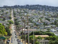 ハワイ・ワイキキの住宅街を巡る