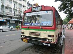 第44回海外放浪/東南アジア鉄旅紀行・その2.〔タイ〕バンコク市内バスの謎を解く。