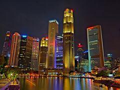 シンガポール 2泊5日 vol.7 夜の散策と生ビールを飲みに行く