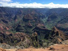 大自然が素晴らしいハワイ諸島最古のカウアイ島に行ってきました!