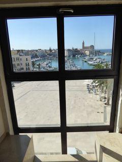 夏の優雅な南イタリア周遊旅行♪ Vol83(第5日) ☆Trani:トラーニのパラッツォホテル「Mare Resort」ジュニアスイートルーム♪