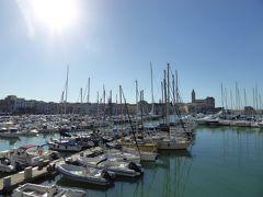 夏の優雅な南イタリア周遊旅行♪ Vol85(第5日) ☆Trani:トラーニの庭園と漁港と旧市街を優雅に歩く♪