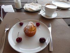 夏の優雅な南イタリア周遊旅行♪ Vol89(第6日) ☆Trani:トラーニのパラッツォホテル「Mare Resort」の優雅な朝食♪