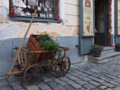 外国語ダメダメ夫婦のレンタカーで巡る中欧7ヶ国9日間の旅(5)テルチ・チェスキークルムロフ編