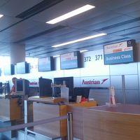 成田→ウイーン往復 帰りだけビジネス&エアポートバス