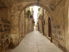 夏の優雅な南イタリア周遊旅行♪ Vol108(第7日) ☆Molfetta:素敵なモルフェッタ旧市街を歩く♪