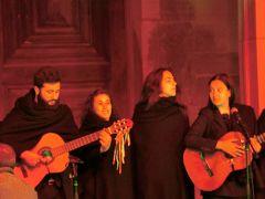 ポルトガル、スペインついでにイスタンブール 16日目 コインブラ広場の夜は更けてぇー♪