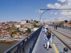 ポルトガル、スペインついでにイスタンブール 18日目 近郊電車でポルトに到着
