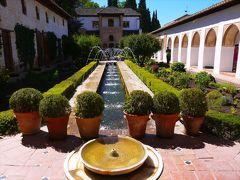 モロッコ・スペイン旅行9※アルハンブラで思い出を