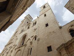 夏の優雅な南イタリア周遊旅行♪ Vol110(第7日) ☆Giovinazzo:美しいジョヴィナッツォの旧市街と大聖堂♪