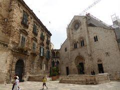 夏の優雅な南イタリア周遊旅行♪ Vol113(第7日) ☆Bitonto:美しいビトント旧市街を優雅に歩く♪