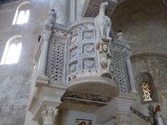 夏の優雅な南イタリア周遊旅行♪ Vol114(第7日) ☆Bitonto:美しいビトント大聖堂「Concattedrale di Bitonto」を優雅に鑑賞♪