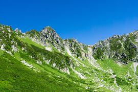 (リハビリ)夏山ハイキング(1)~木曽駒ケ岳~