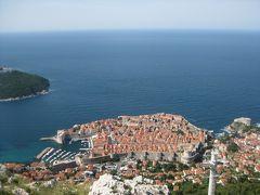 2016夏 Dobar dan ! 紺碧のアドリア海を巡るクロアチアの旅4(ドゥブロヴニク)