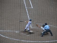 高校野球を見て来ました 2017.07.17 2.清水庵原球場/静岡東−清水桜が丘