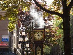 花ざかりのバンクーバー&ビクトリアへ その⑤ スタンレーパーク・ギャスタウン(バンクーバー)