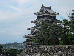 往復10時間、滞在時間7時間 青春18きっぷを使って日帰りで松本へ行ってきました