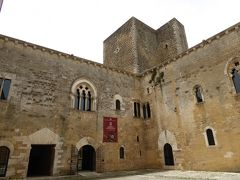 夏の優雅な南イタリア周遊旅行♪ Vol117(第7日) ☆Gioia del Colle:憧れのジョイア・デル・コッレ城(Castello normanno-svevo)へ♪