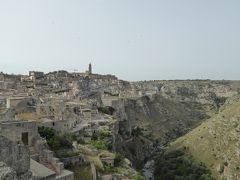 夏の優雅な南イタリア周遊旅行♪ Vol126(第7日) ☆Matera:Sasso Caveosoを優雅にさまよい歩く♪