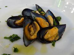 夏の優雅な南イタリア周遊旅行♪ Vol127(第7日) ☆Matera:魚介リストランテ「Alle Fornaci」で絶品の魚介料理を頂く♪