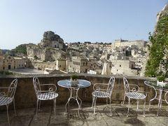 夏の優雅な南イタリア周遊旅行♪ Vol129(第8日) ☆Matera:ホテル「Sant'Angero Luxury Resort」の朝食♪