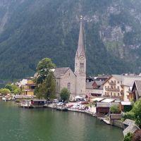 思いっきりオーストリア14日間 初めてのフリー旅行珍道中 (13)  ザルツカンマーグート ⑤ ハルシュタットへ