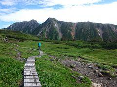 2016 夏の立山登山 2泊3日 室堂~五色ヶ原往復