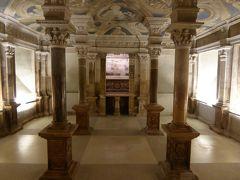 夏の優雅な南イタリア周遊旅行♪ Vol134(第8日) ☆Acerenza:美しきアチェレンツァ大聖堂「Cattedrale di Acerenza」 驚きのクリプタを鑑賞♪