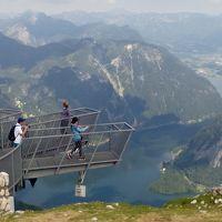 思いっきりオーストリア14日間 初めてのフリー旅行珍道中 (15)  ザルツカンマーグート ⑦ ファイブフィンガース
