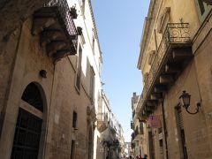夏の優雅な南イタリア周遊旅行♪ Vol144(第8日) ☆Altamura:アルタムラ旧市街を優雅に歩く♪カフェで冷たいジェラートを♪