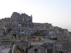 夏の優雅な南イタリア周遊旅行♪ Vol147(第8日) ☆Matera:黄昏のSasso Caveosoを優雅に歩く♪
