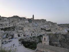 夏の優雅な南イタリア周遊旅行♪ Vol148(第8日) ☆Matera:黄昏の中 Sasso Caveosoからサン・ピエトロ広場へさまよい歩く♪