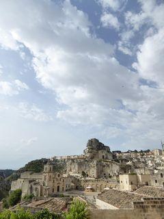 夏の優雅な南イタリア周遊旅行♪ Vol151(第9日) ☆Matera:ホテル「Sant'Angero Luxury Resort」朝の風景を見てさよなら♪