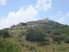 夏の優雅な南イタリア周遊旅行♪ Vol152(第9日) ☆Matera→Guardia Perticara:美しき村「グアルディア・ペルティカーラ」へ♪